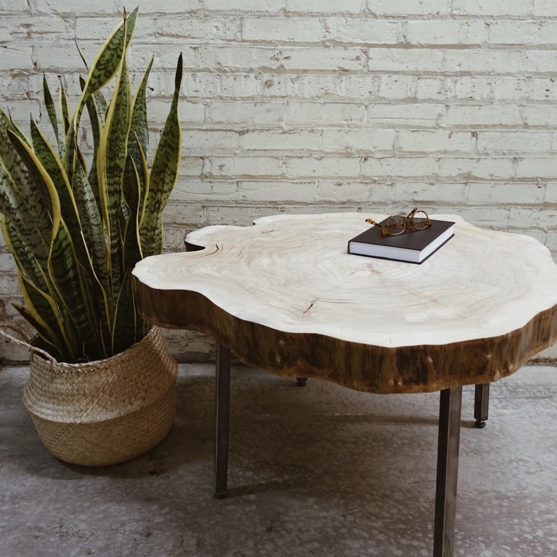 Oak Wells Silver Maple Coffee Table
